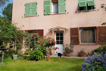 Serra Blanca - cosy house close to Nice