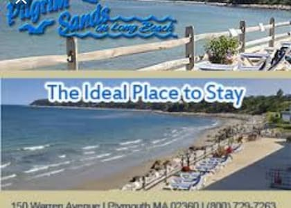 room on the beach