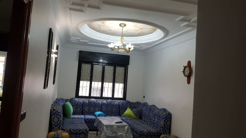 Beautiful apartment in the heart of Tangier