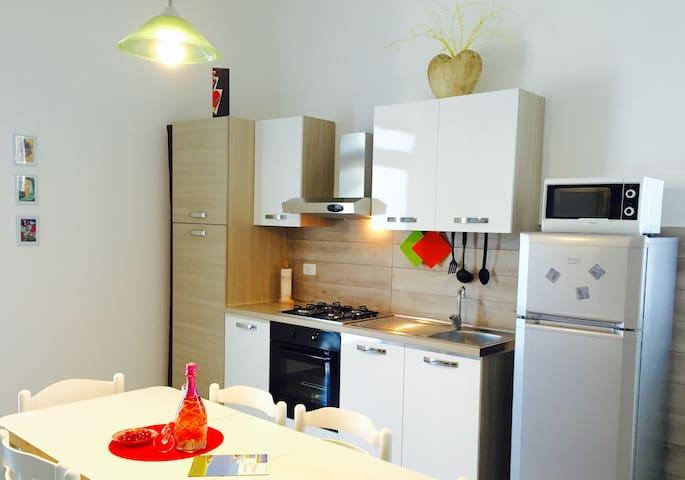 A casa di Luca - Relax & Comfort in Molise - Petacciato - Lejlighed