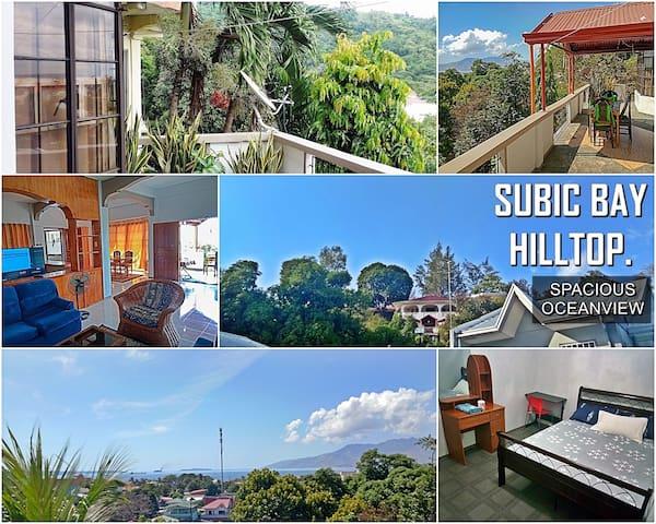 Subic Scenic Hilltop-Big&FastWifi #SeaOverTreetops