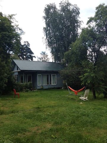 Cosy house 35min to Moscow