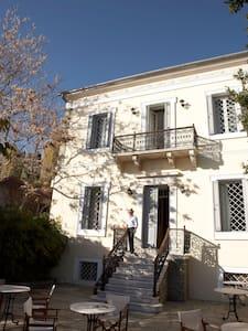 Triple room in luxury mansion - Agios Georgios Nileias
