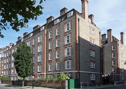 Central Location between Victoria and Sloane Sq - London - Apartemen