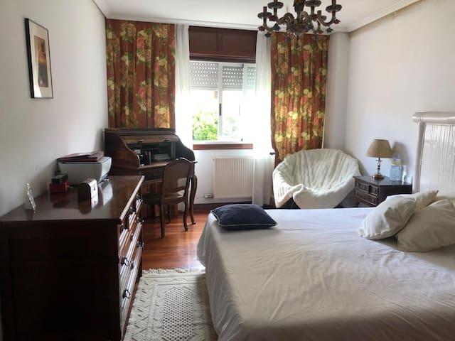 Gran suite + Baño privado
