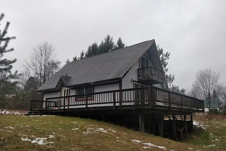 Chalet - In The Heart Of Manistee National Forest