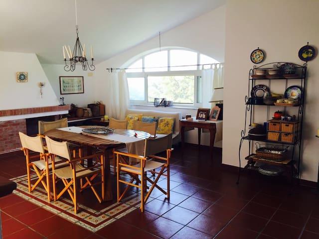 Oasi nel verde per famiglie - Centola - Villa