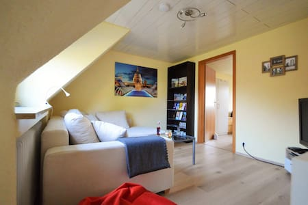 Apartment in Seevetal (7 mins to train station)