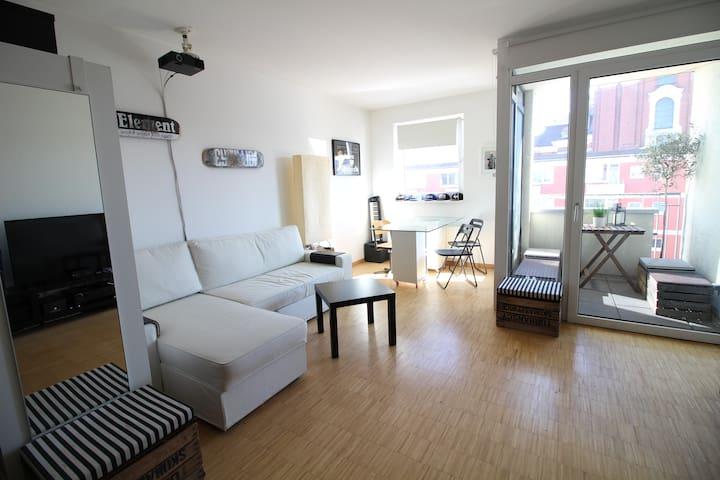 ★  Studio für Paare | Blick auf Michel |  Beamer - Hambourg - Appartement