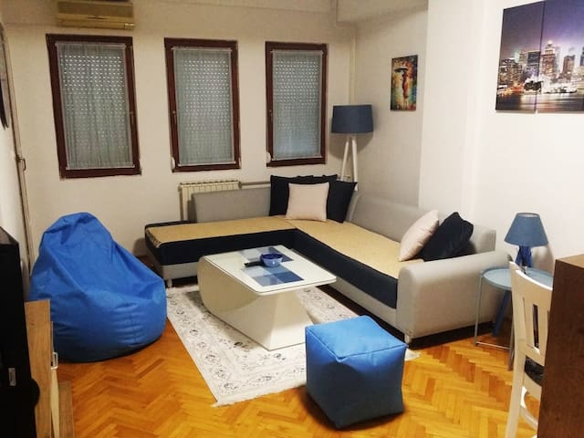 Charming apartment close to the city center