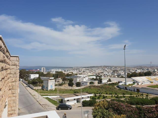 App neuf,chaleureux, Occasion pr découvrir Bizerte