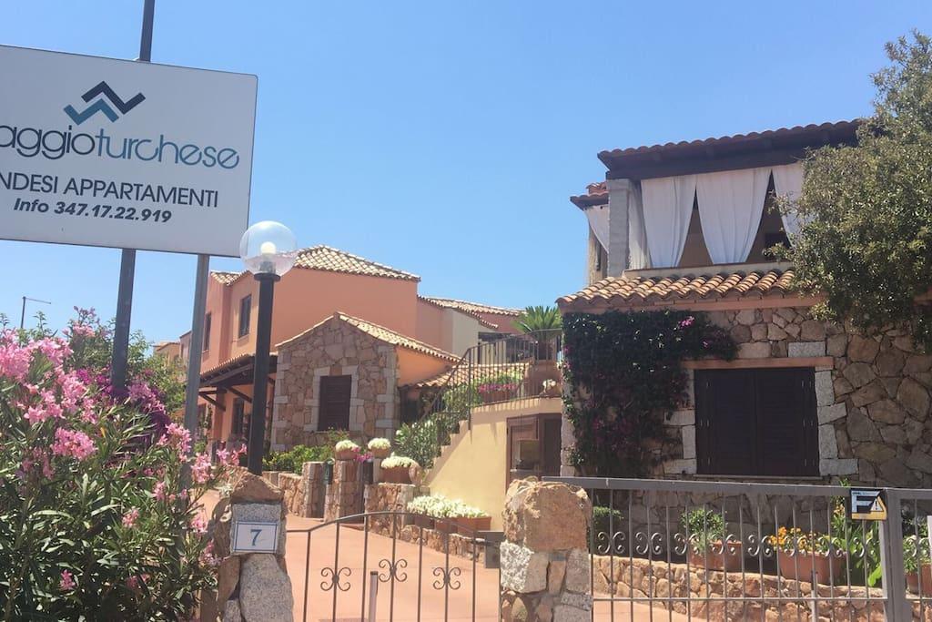 Villaggio Turchese