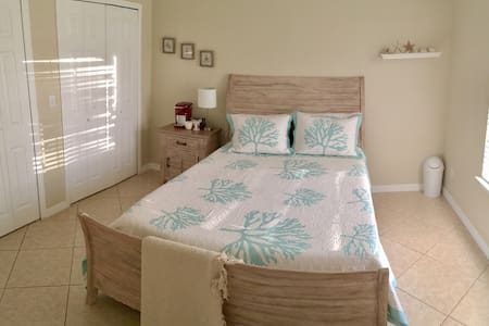 Cozy Room w/Private Bath walking distance to UCF - Orlando - Wohnung