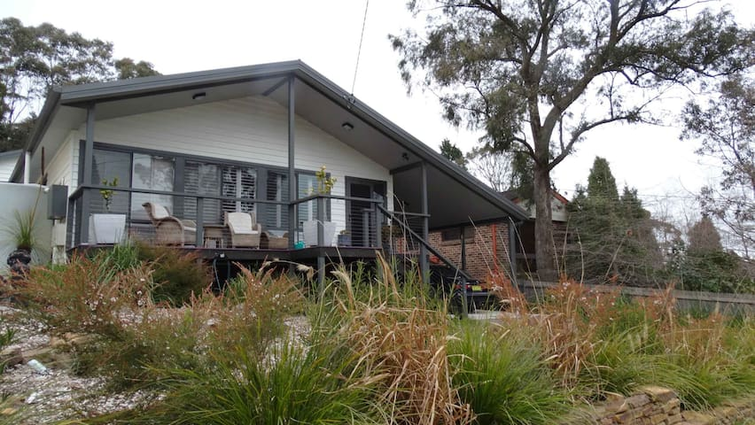 A mountain retreat, highest in the Blue Mountains - Mount Victoria