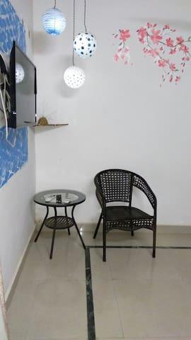 Six Seasons Shrivardhan,  Sharad guest room - Shrivardhan - Villa