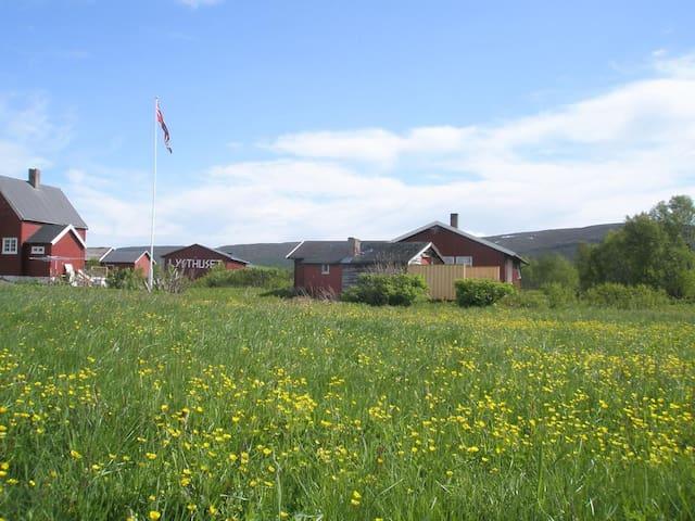 Lysthuset, Varanger Kite Camp