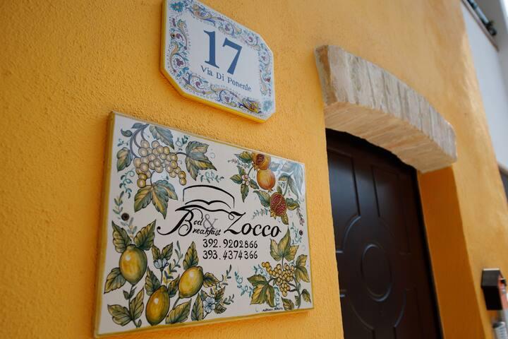 Bed & Breakfast Zocco Perugia BilocaleMatrimoniale