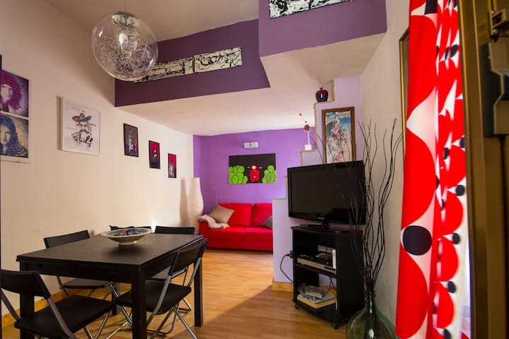 Rent very nice flat in Lecce centre - Lecce - Apartemen