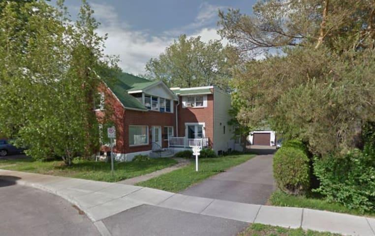 Maison au coeur du Village! - Sainte-Thérèse - Apartmen
