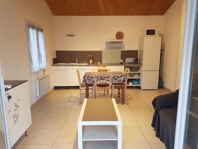 Maison au bout du chemin