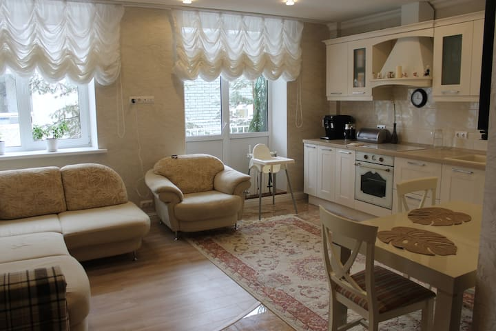 Apartments for guests of the 2018 World Cup