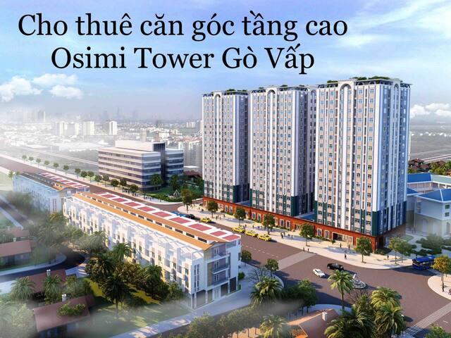 Cho thuê căn hộ Osimi Tower Gò Vấp