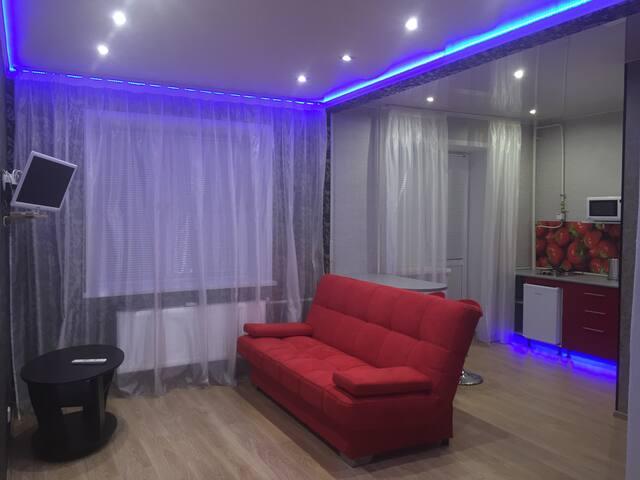 Квартира Студия - Solikamsk