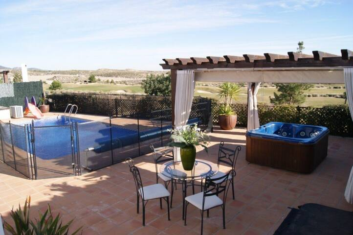 Imagine Renting Your Own 5-Star Private Villa with Majestic Views, a Private Pool, Jacuzzi and Table Tennis, Villa Cleopatra