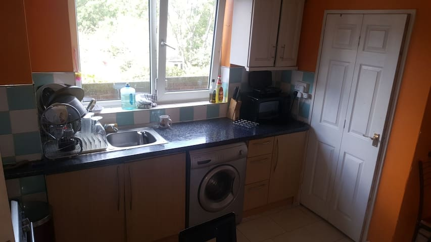 Nice double room close to London center