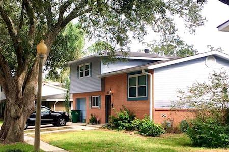 Large Clean Quite Suburban Home - Metairie - Haus