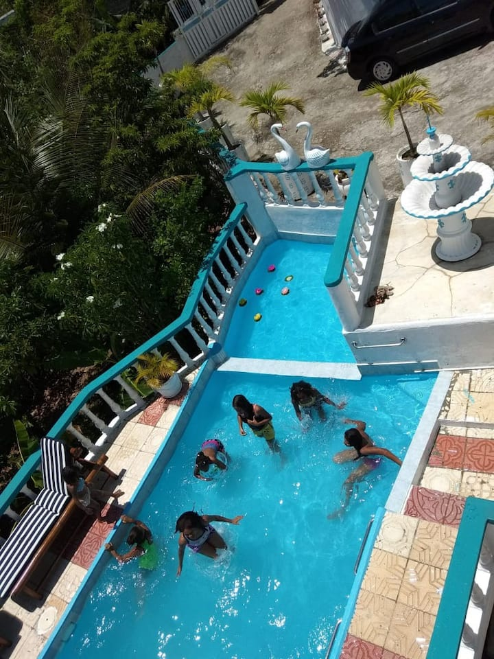 Villa Palmira, Habitación 2