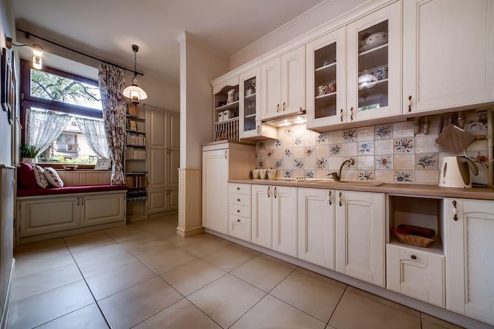 Studio apartments in Lviv
