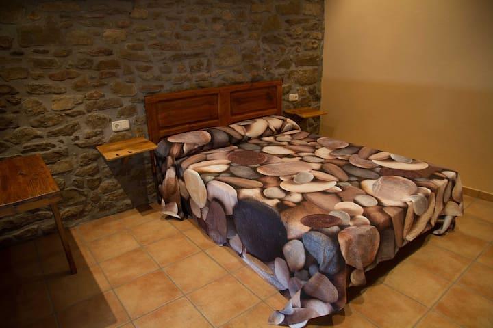 Apartament rural per a 6 persones - Clariana de Cardener