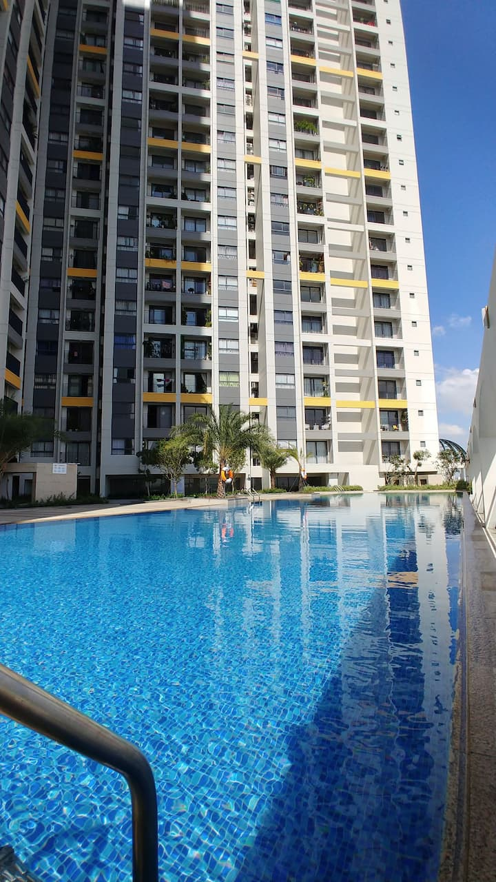 A private apartment in district 8 HCMC VIỆT NAM