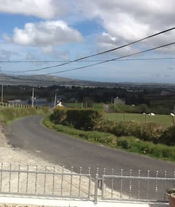 Spacious double room, close to the coast - Carndonagh - Rumah