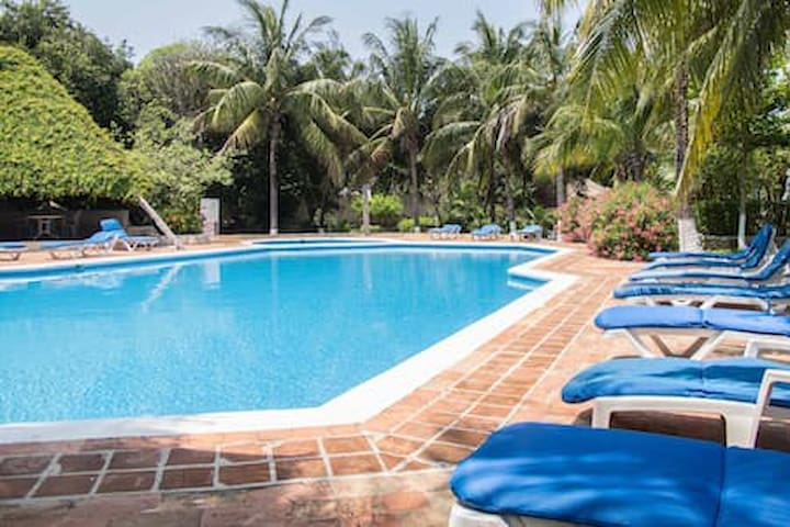 Cozy & Amazing Price in Cancun Great Location
