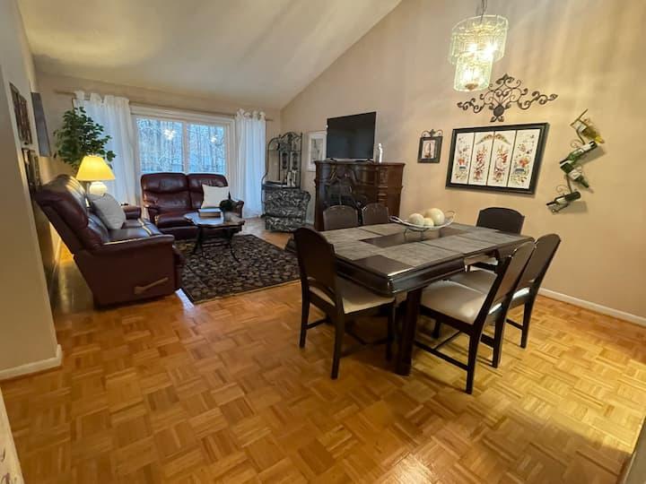 Jennings Woodland Villa (perfect winter get away)