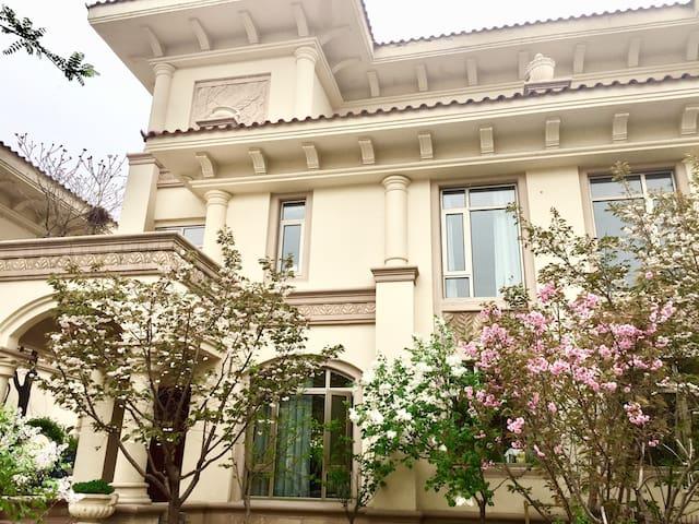 京郊最美度假别墅 一个可以伴着花香入睡的地方 - 北京 - Vila