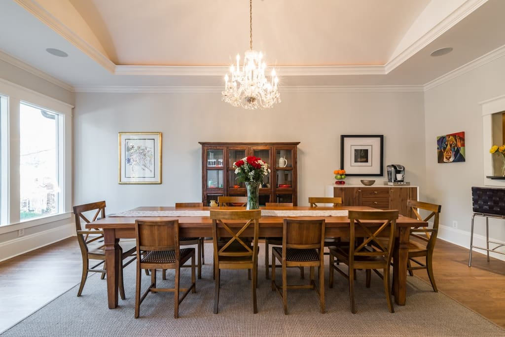 Dining room (shared space)