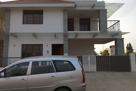 Three bed room independent villa - Bangalore