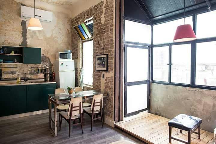Levinsky Market 100 year old renovated studio - Tel Aviv-Yafo