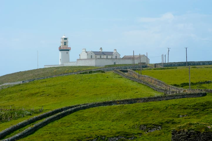 Galley Head Lightkeeper's House 2