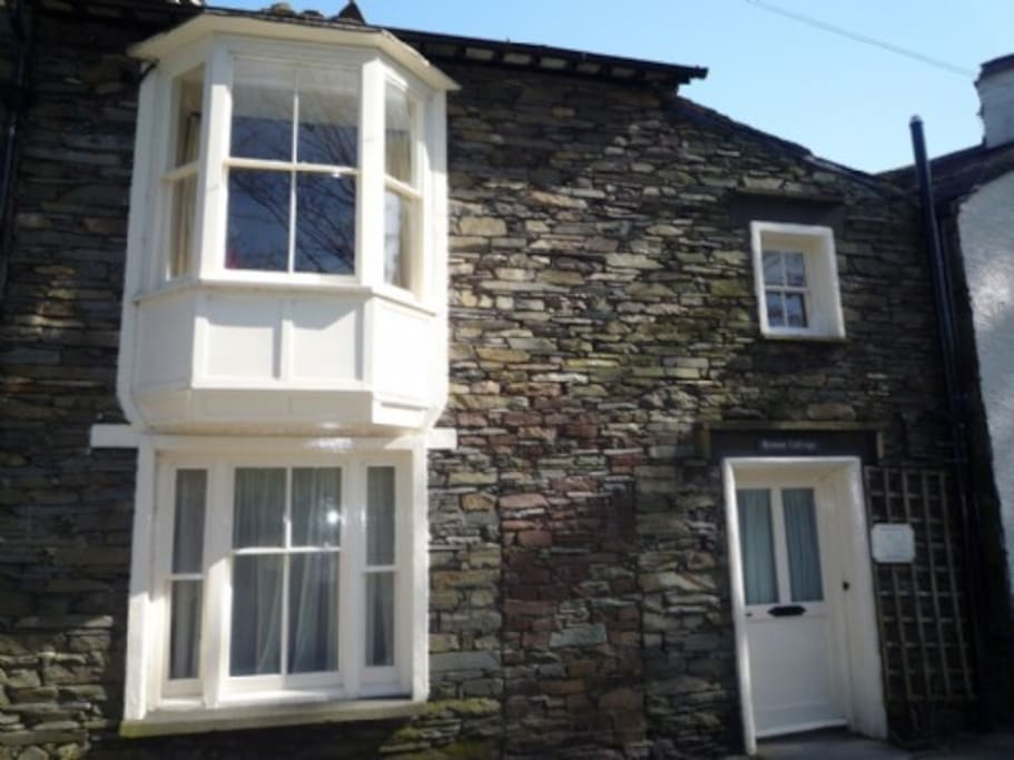 Rowan Cottage self catering in Grasmere