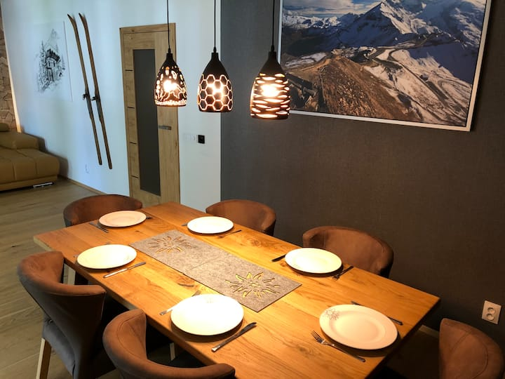 Luxury apartment  Zillertal