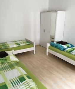 Ferienwohnung Niederwerrn mit 3 Betten - Niederwerrn - Pis
