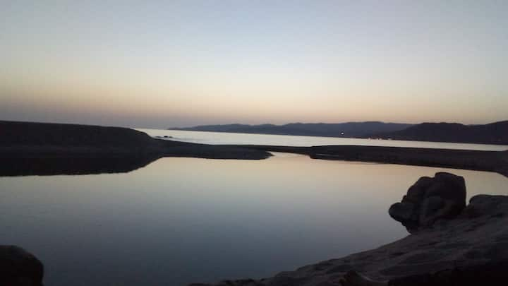 Propriano : mer, montagne et tranquillité...
