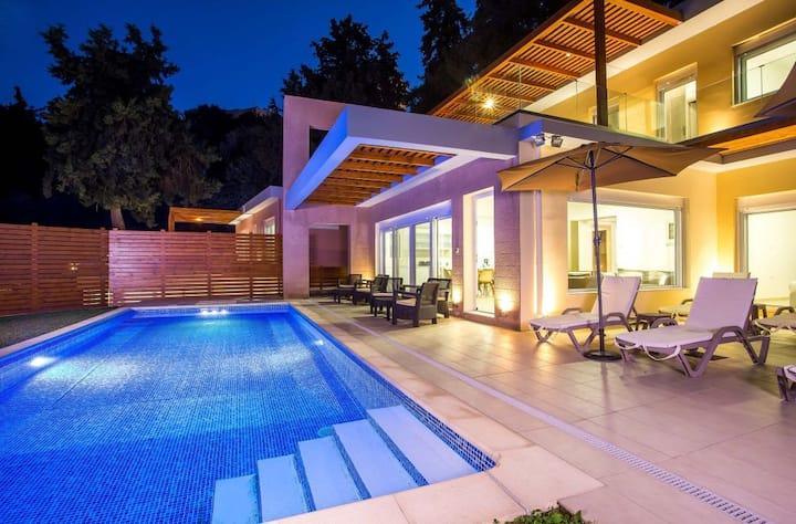 Louloudi Hills Koskinou Villa I.