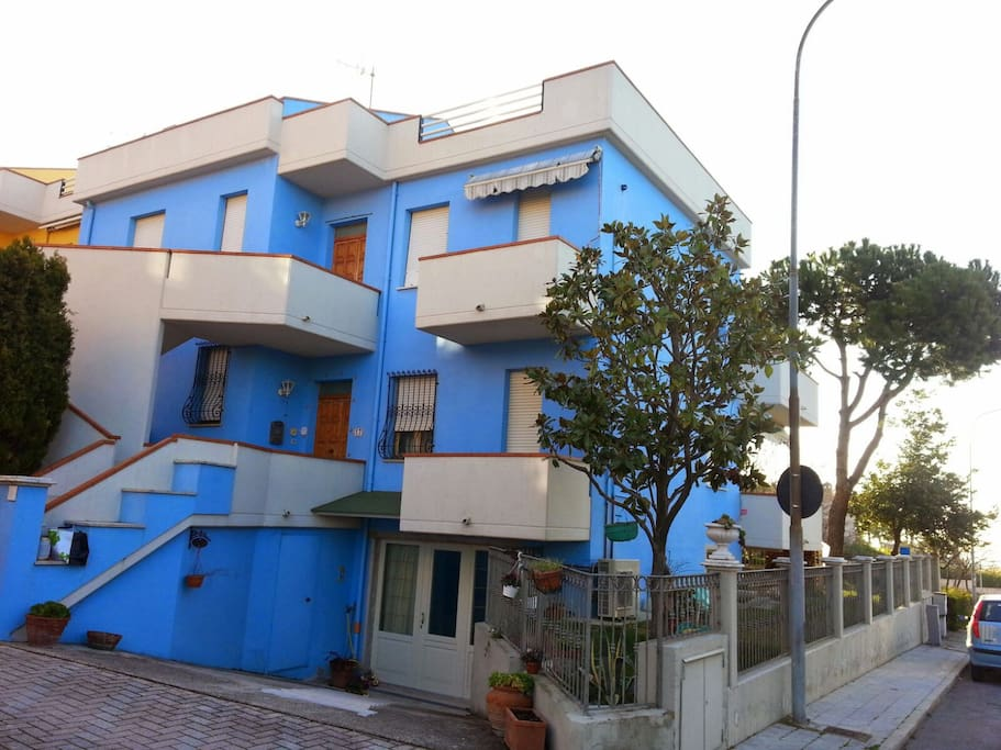 Spaziosi appartamenti vicini al centro