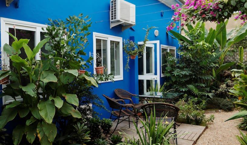 Majorelle Cotonou : Blue House - Cotonou - Dům