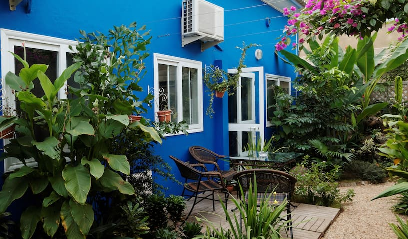 Majorelle Cotonou : Blue House - Cotonou - Huis
